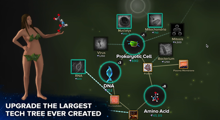 Cell to Singularity - Evolution Never Ends - Play game